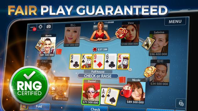 Texas Hold'em & Omaha Poker: Pokerist screenshot 5