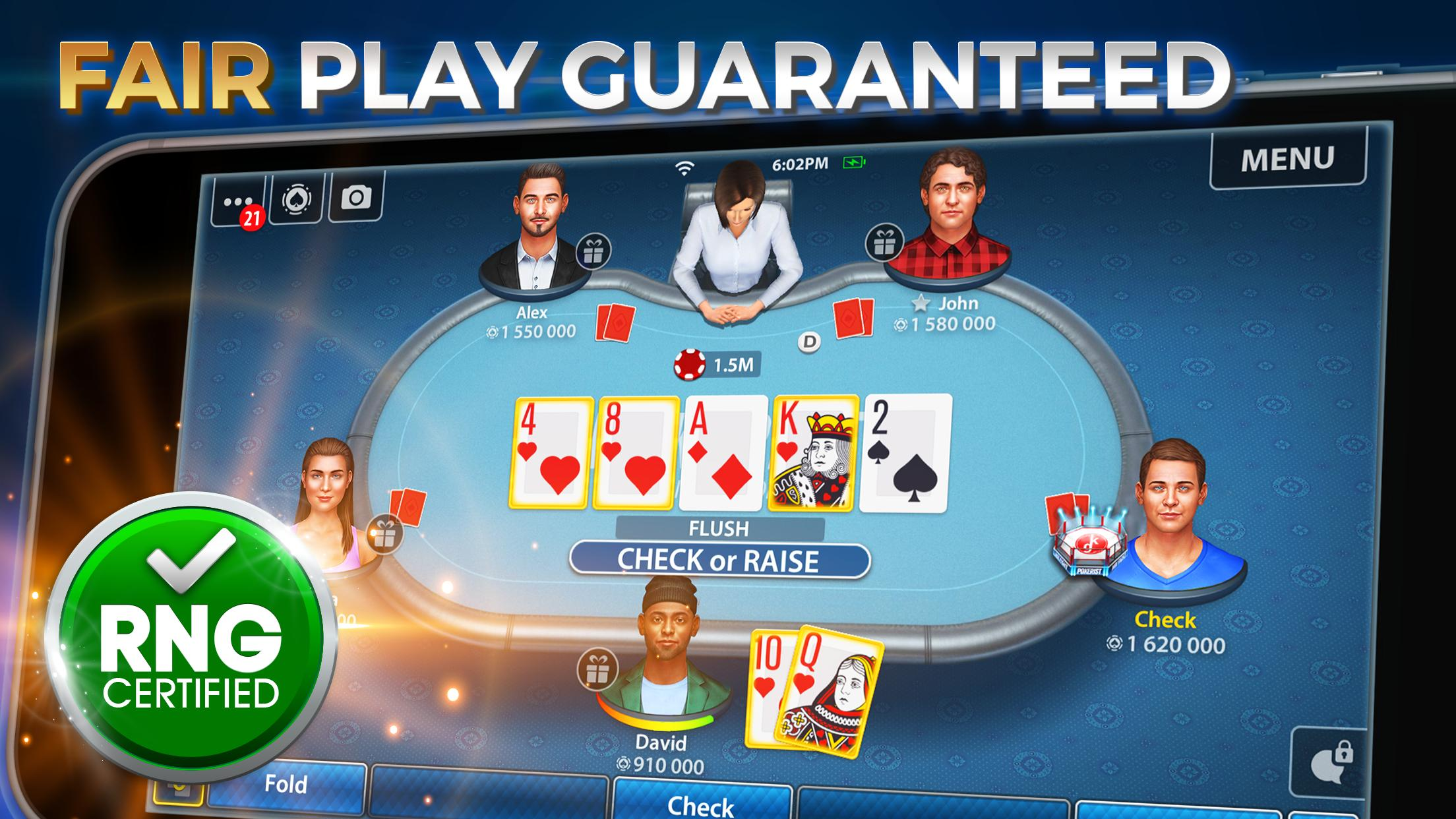 Texas Hold Em Omaha Poker Pokerist For Android Apk Download