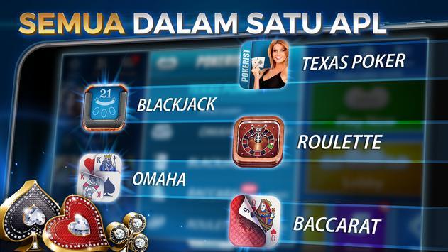 Texas Hold'em & Omaha Poker: Pokerist screenshot 9