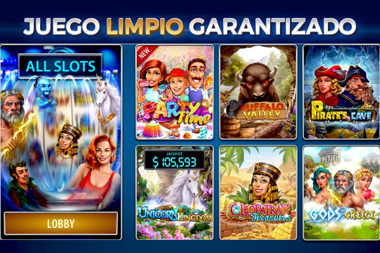 Play online casino slots for real money