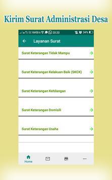 Smart Desa Sumberdadi screenshot 2