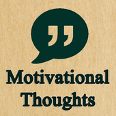 Motivational Thoughts icon