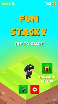 Fun Stacky Jump poster