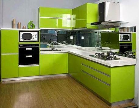 Modern Kitchen Design screenshot 1