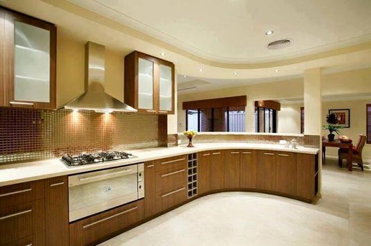 Modern Kitchen Design screenshot 2