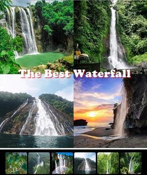The Best Waterfall poster