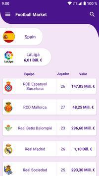 Football Market screenshot 1
