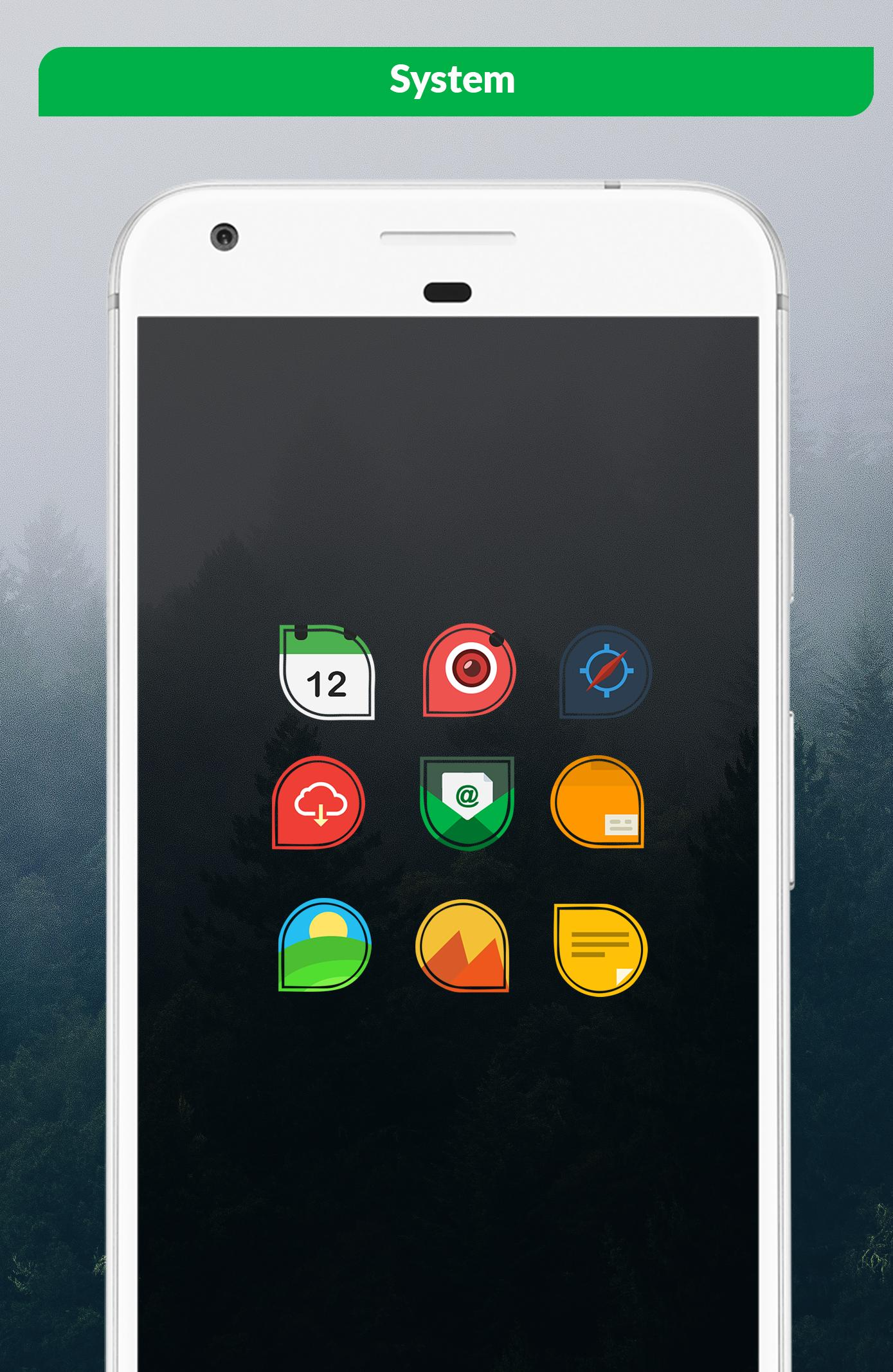 Sailfish - Icon Pack for Android - APK Download