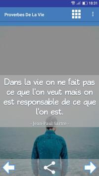 Proverbes De La Vie screenshot 3