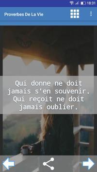 Proverbes De La Vie screenshot 1