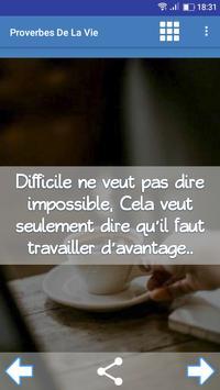 Proverbes De La Vie screenshot 2