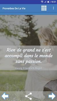 Proverbes De La Vie screenshot 7