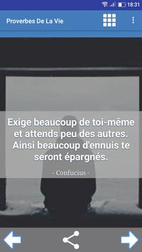 Proverbes De La Vie screenshot 5
