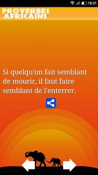 Proverbes Africains screenshot 4