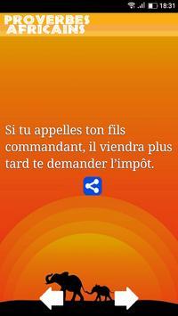 Proverbes Africains screenshot 2