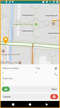 Kangaroo Taxi screenshot 2