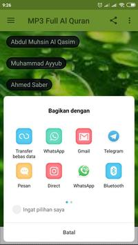 MP3 Full Al - Quran screenshot 2