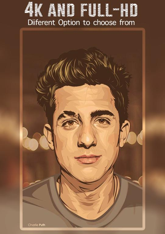 charlie puth wallpaper hd for android apk download charlie puth wallpaper hd for android