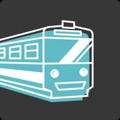 台鐵時刻表 - 鐵路時刻表 icon