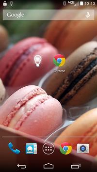 Cute Flashlight Widget screenshot 3
