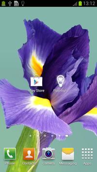 Cute Flashlight Widget screenshot 1
