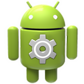 Hidden Android Settings icon