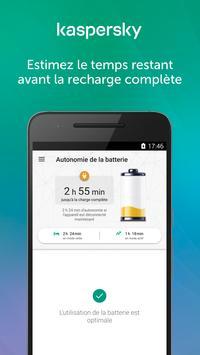 Kaspersky Battery Life: Économiseur de Batterie capture d'écran 2