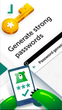 Password Manager: Generator & Vault by Kaspersky स्क्रीनशॉट 6