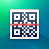 QR Code Reader and Scanner: App for Android 아이콘