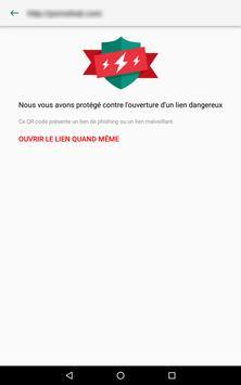 Kaspersky QR Code Scanner: Analyse & Sécurité capture d'écran 11