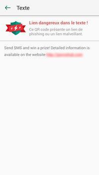 Kaspersky QR Code Scanner: Analyse & Sécurité capture d'écran 3