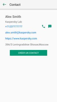 Kaspersky QR Code Scanner: Analyse & Sécurité capture d'écran 4