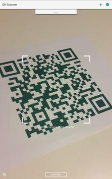 QR Code Reader and Scanner: App for Android 스크린샷 4