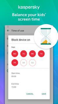 Parental Control & Kids GPS: Kaspersky SafeKids screenshot 3
