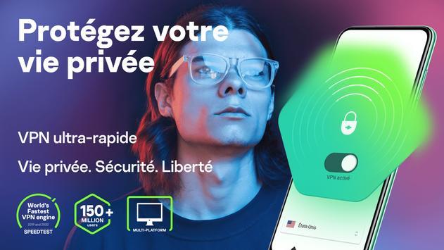 Kaspersky VPN – Secure Connection Affiche