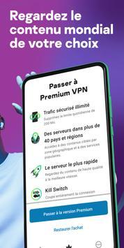 Kaspersky VPN – Secure Connection capture d'écran 6