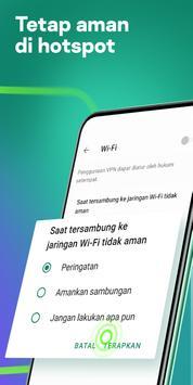 Kaspersky VPN – Secure Connection screenshot 2