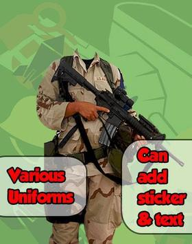 Army Photo Frame Maker screenshot 7