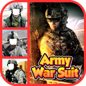 Army War Suit icon