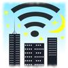 WiFi gratuito localizador ícone