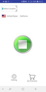 Coin VPN( Free Unblock proxy) screenshot 1