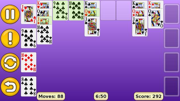 FreeCell screenshot 8