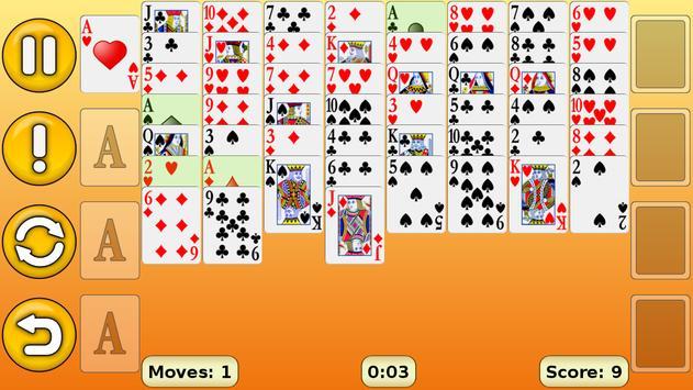 FreeCell screenshot 15