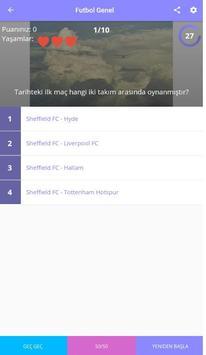 Futbol Test Merkezi screenshot 1