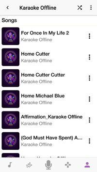 Karaoke Offline screenshot 5