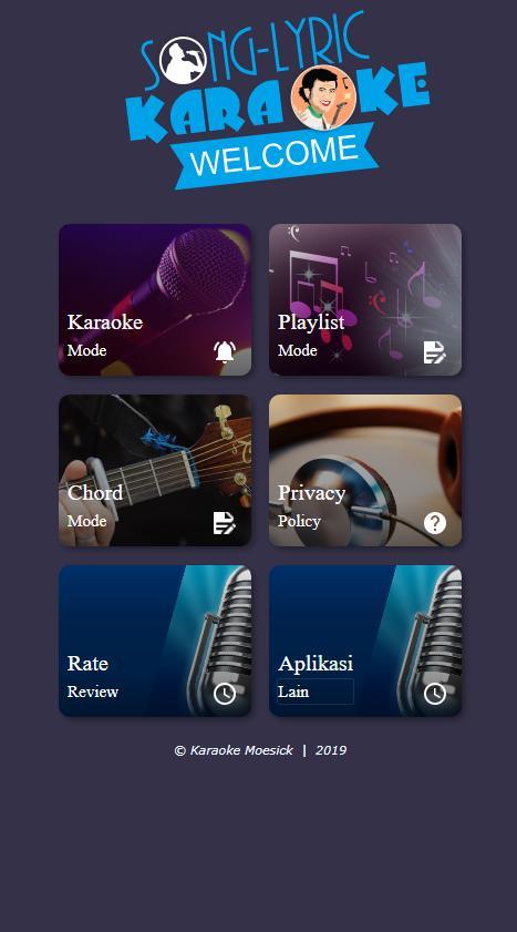 Karaoke Rhoma Irama Lengkap Lagu Lirik Chord Fur Android Apk Herunterladen
