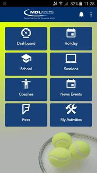 MDL Coaching screenshot 1