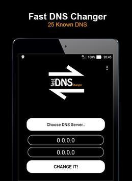 Fast DNS Changer (No Root) screenshot 3
