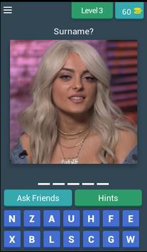 Famous singer screenshot 3