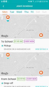 Edulog Parent Portal screenshot 2